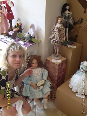 Галерея авторской куклы г. Пермь фото 4