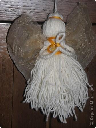 Спасибо за идею для елочки. http://stranamasterov.ru/node/123170 Маша все, кроме конуса смогла сделать сама. фото 4