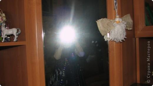Спасибо за идею для елочки. http://stranamasterov.ru/node/123170 Маша все, кроме конуса смогла сделать сама. фото 12