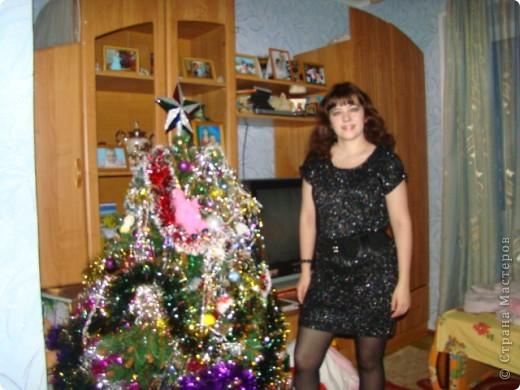 Мое новогоднее платье фото 1