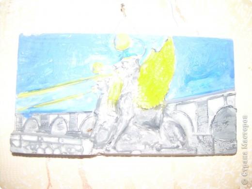 Гипсовые барельефы фото 1