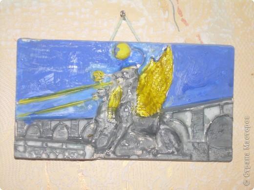 Гипсовые барельефы фото 2