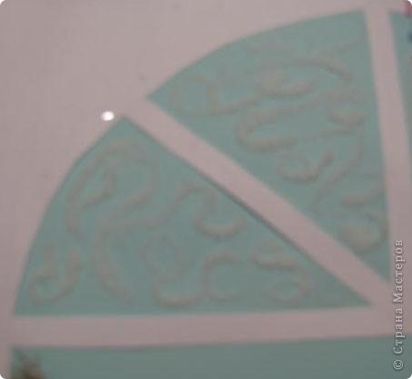 Картина панно рисунок Аппликация Зимний букет Бисер Листья Пайетки Соль Фольга фото 4.