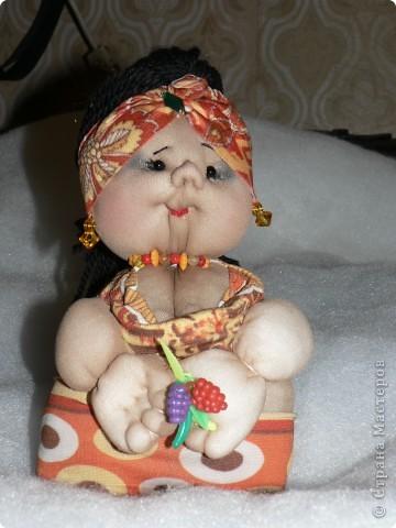 """кукла""""Мама-Чоли"""""""