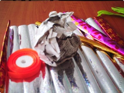 Из остатков материалов создали вот такие мешочки счастья на ёлку. Так их дети назвали. А они, как известно, всегда говорят правду! фото 2