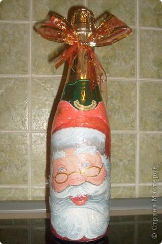Эти бутылочки на новый год друзьям... фото 2