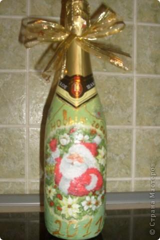 Эти бутылочки на новый год друзьям... фото 3