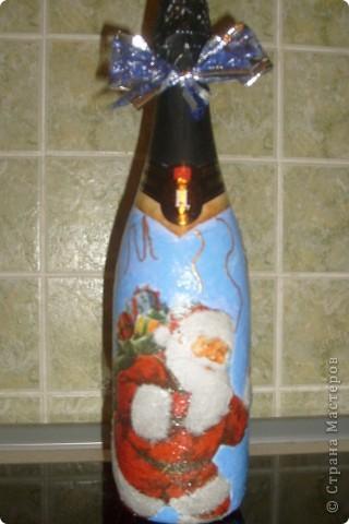 Эти бутылочки на новый год друзьям... фото 4