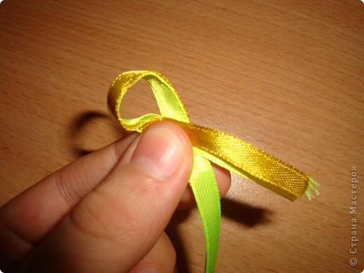 фенечки из атласных  лент фото 3