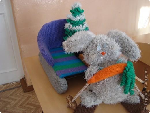 """Учащиеся 2""""Б"""" подготовились к Новому году. Мелёшина Ира - чудный кот в сапогах и в шляпе. фото 4"""