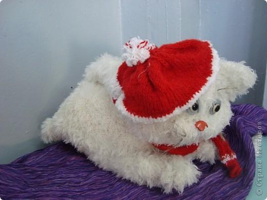 """Учащиеся 2""""Б"""" подготовились к Новому году. Мелёшина Ира - чудный кот в сапогах и в шляпе. фото 7"""