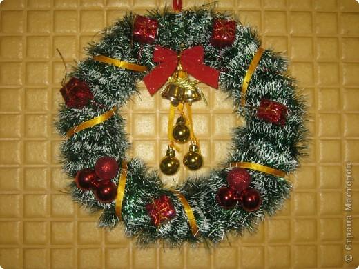 Рождественские веночки фото 1