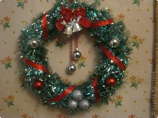 Рождественские веночки фото 2