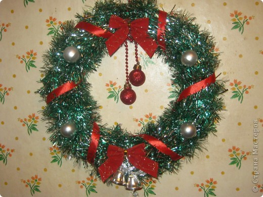 Рождественские веночки фото 3