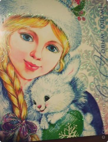 Всех жителей Страны Мастеров поздравляю с Новым годом! Желаю процветания и плодовитости главного талисмана этого года - Кролика (Кота). Здоровья всем нам и удач в творчестве!!!!