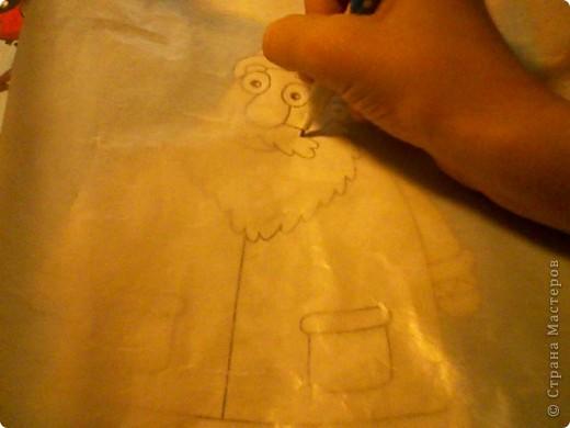 выберайте рисунок и срисовывайте на кальку! фото 1