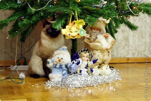 С Новым Годом дорогие жители и хозяева Страны МАСТЕРОВ! фото 1