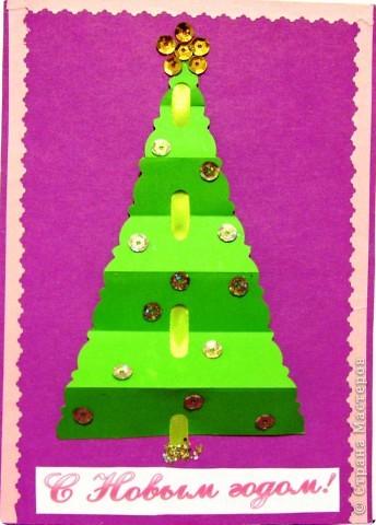 Новогодне - праздничные открыточки фото 7