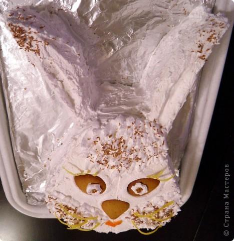 Вот такой десерт мы с мамой соорудили на корпоративное застолье:) фото 8