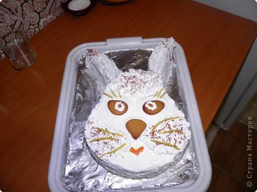 Вот такой десерт мы с мамой соорудили на корпоративное застолье:) фото 2