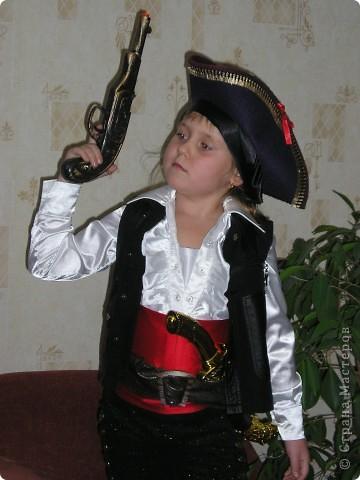 Моя пираточка Карибского моря фото 3