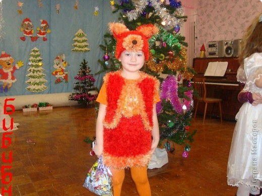 Вот такая БЕЛОЧКА (дочь Настя 5 лет) фото 2