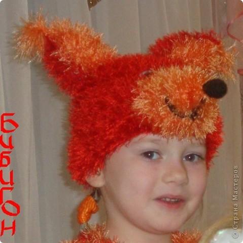 Вот такая БЕЛОЧКА (дочь Настя 5 лет) фото 1