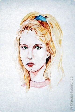 Этот портрет нарисован кажется сангиной, такой черный художественный мелок фото 23