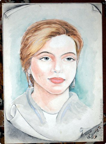Этот портрет нарисован кажется сангиной, такой черный художественный мелок фото 25