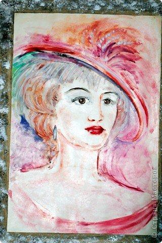 Этот портрет нарисован кажется сангиной, такой черный художественный мелок фото 27