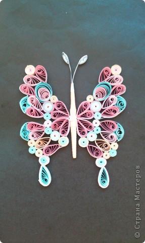 мой бабочки ........ сделала давно ,вылажала сегодня   фото 6