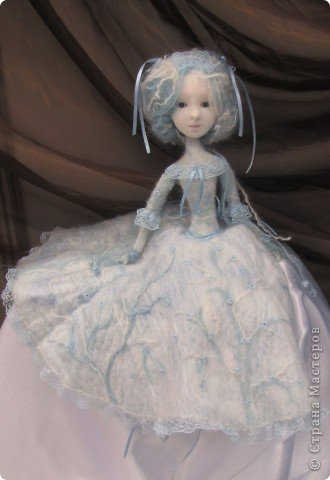 """Текстильная кукла """" После зимы"""" фото 1"""
