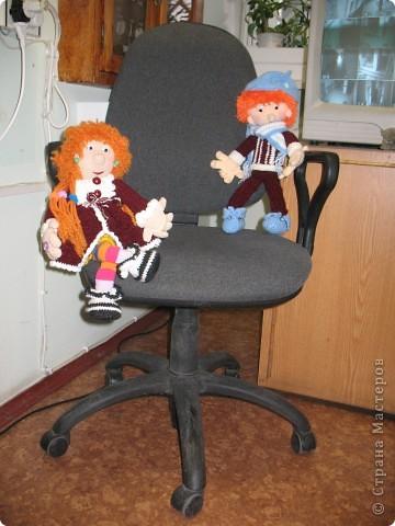 МОИ скромные куклы