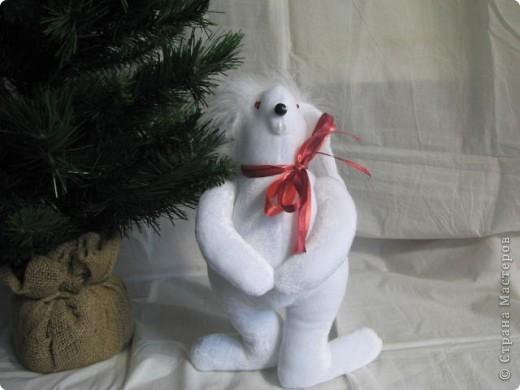Рождественские зайчики фото 2