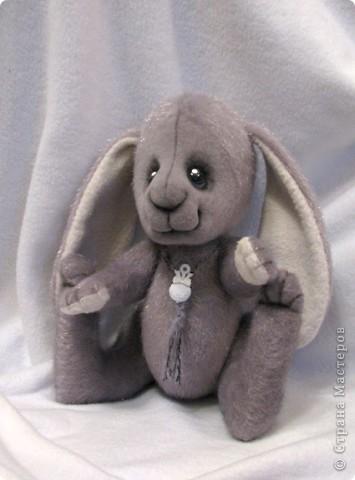 Вот, какой зайчишка у меня пошился)) фото 3