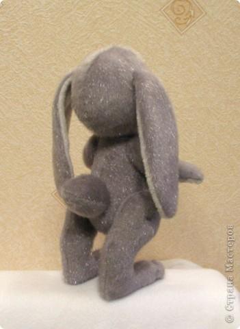 Вот, какой зайчишка у меня пошился)) фото 5