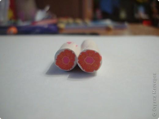 Давно хотела попробовать поработать с полимерной глиной и купила себе на Новый год вот такую пластику Sculpey Bake Shop. Выбрала именно эту, т.к. она была самой недорогой, все равно для пробы. фото 7