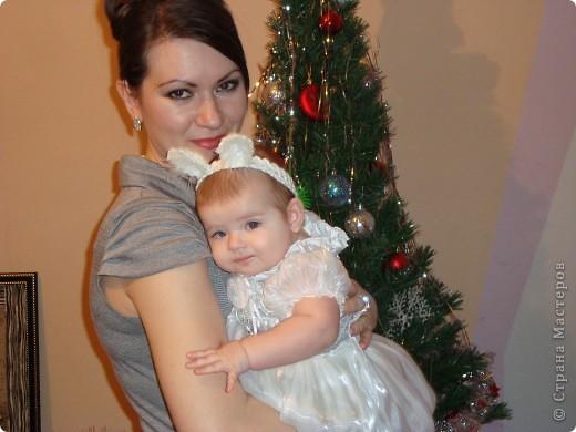 ушки дочурке на новый год))) фото 3