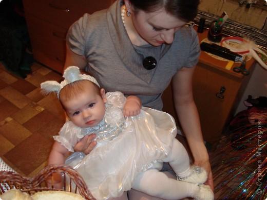 ушки дочурке на новый год))) фото 2