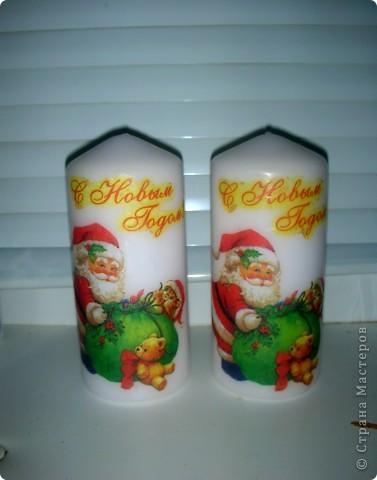 Свечи в подарок! фото 3