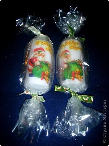 Свечи в подарок! фото 1