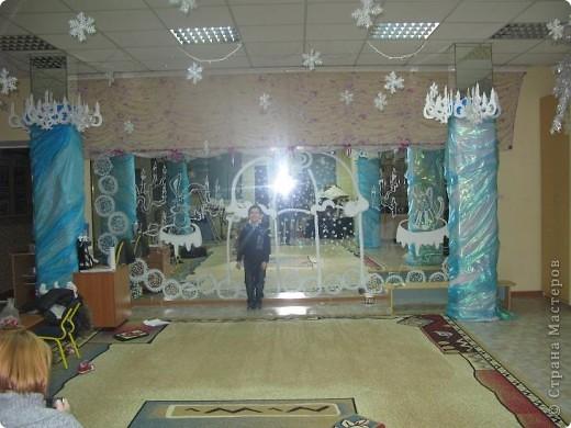 Новогодний зал фото 3
