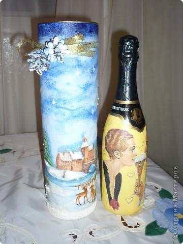 одна из сторон бутылки фото 6