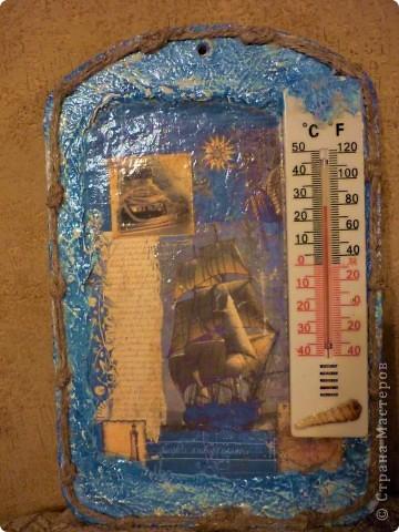 уличный термометр брату фото 1
