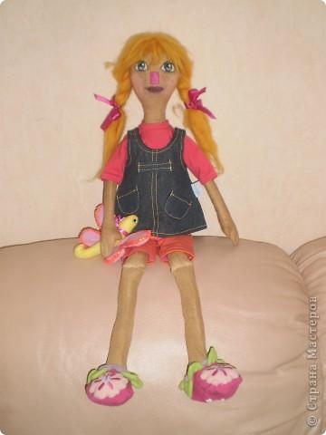 Катя- кукла примитив фото 4