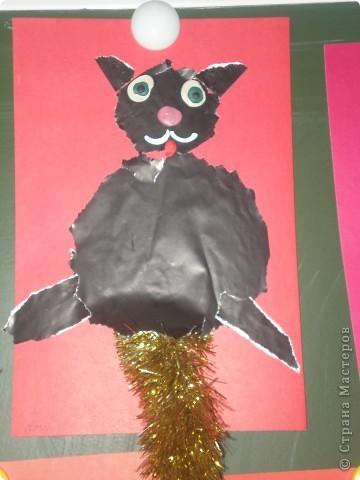 Кот Новогодний фото 2