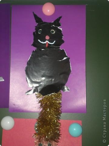 Кот Новогодний фото 3