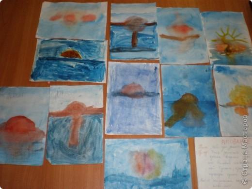 Занятие проводилось в подготовительной к школе группе Детские работы фото 1