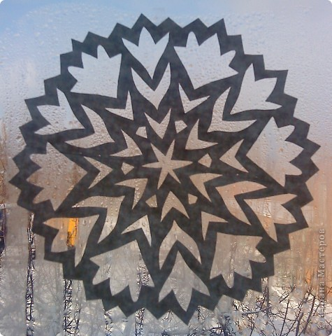 Снежинки фото 5