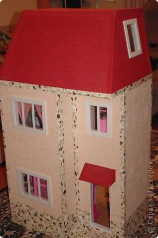 Уютный домик для кукол фото 1